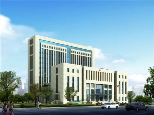 上海市检察院